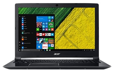 Ноутбук Acer ASPIRE 7 (A715-71G-50LS) (Intel Core i5 7300HQ 2500 MHz/15.6