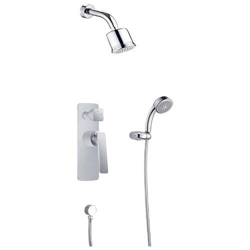Верхний душ встраиваемый Timo Helmi SX-4059/00-16SM Chrome White