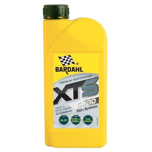 Синтетическое моторное масло Bardahl XTS 5W-30 Sl/Cf, 1 л по цене 817