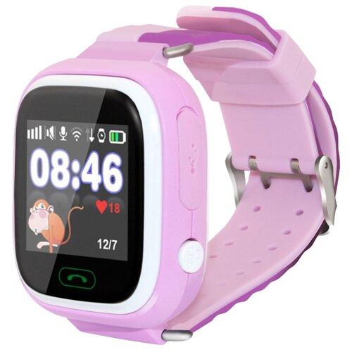 Часы Ginzzu GZ-505 розовыйУмные часы и браслеты<br>