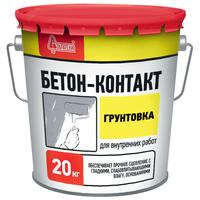Грунтовка Бетон-контакт Старатели, 20 кг