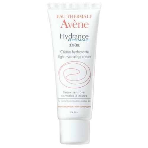AVENE Hydrance Optimale Legere Увлажняющий крем для нормальной и комбинированной кожи лица, 40 мл крем для лица avene hydrance optimale legere uv20 40 мл легкий увлажняющий