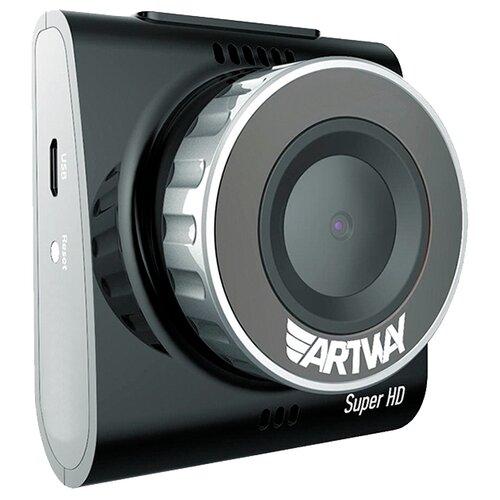 Видеорегистратор Artway AV-711 Super HD черный видеорегистратор artway av 601 2 камеры черный