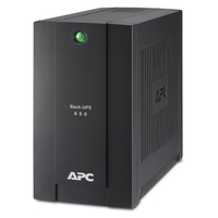 Резервный ИБП APC by Schneider Electric Back-UPS BC650-RSX761