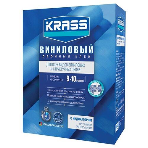 клей для обоев pufas gt vlies direkt 0 325 кг Клей для обоев Krass Виниловый 0.3 кг