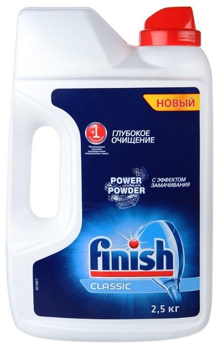 Finish Classic порошок (original) для посудомоечной машины 1 кг
