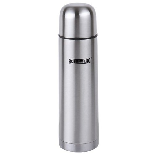 Классический термос ROSENBERG RSS-420011-M, 0.5 л серебристый