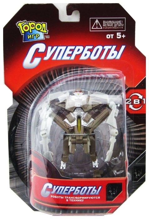 Трансформер Город Игр Суперботы GI-4126
