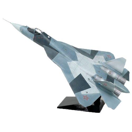 Сборная модель ZVEZDA Российский истребитель пятого поколения Су-50 (Т-50) (7275) 1:72