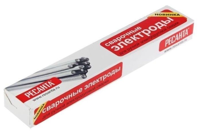 Электроды для ручной дуговой сварки РЕСАНТА МР-3 4мм 3кг