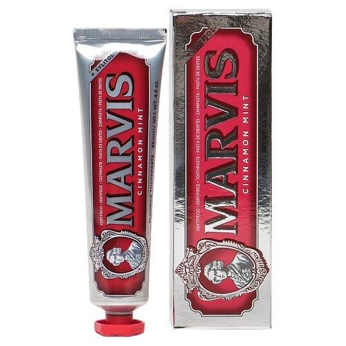 Купить Зубная паста Marvis Cinnamon Mint, 85 мл