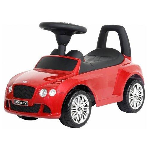 Купить Каталка-толокар RT Bentley 326 (5118 / 5695) со звуковыми эффектами красный, Каталки и качалки