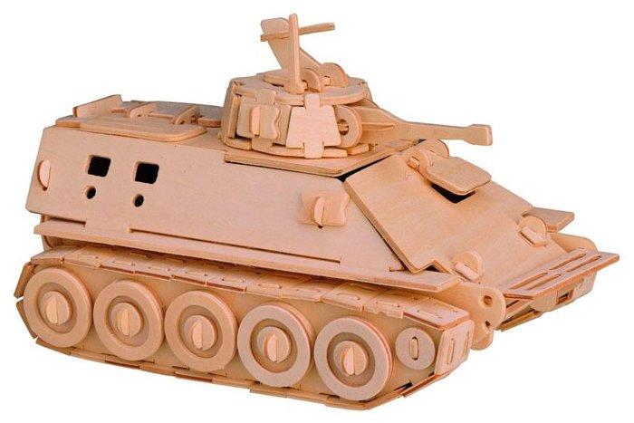 Сборная модель Мир деревянных игрушек БМП (П053),,