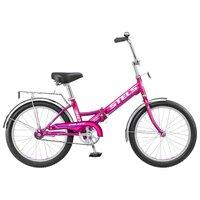 Велосипед для взрослых STELS Pilot 310 20 (2017) зеленый