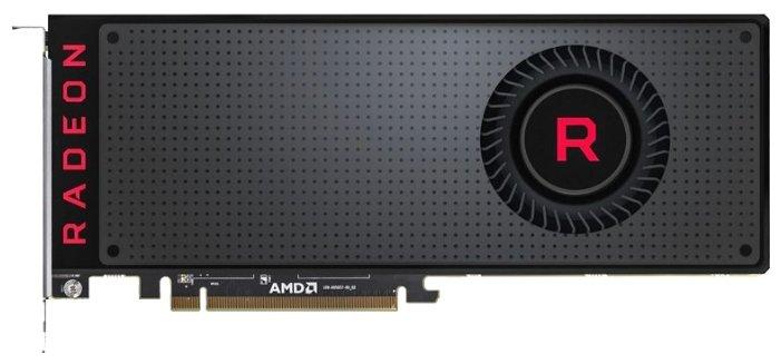 Sapphire Видеокарта Sapphire Radeon RX Vega 64 1247Mhz PCI-E 3.0 8192Mb 1890Mhz 2048 bit HDMI HDCP