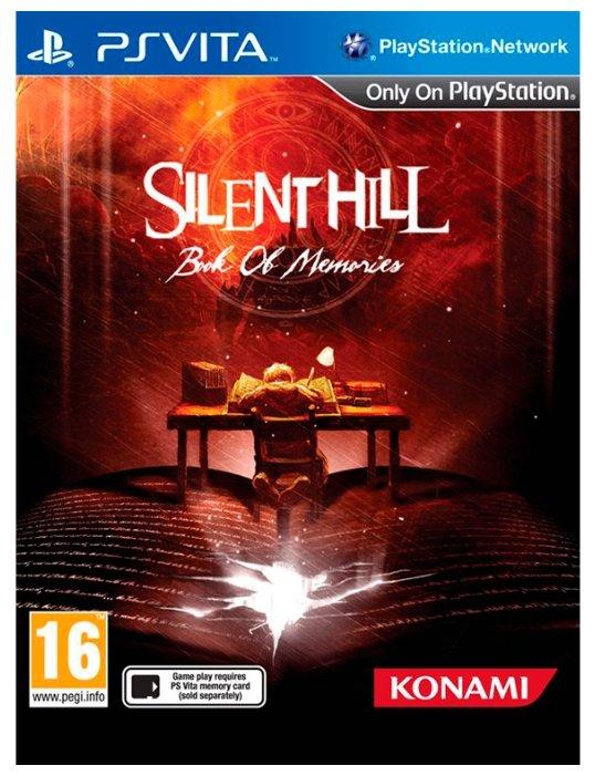 Konami Silent Hill: Book of Memories