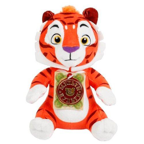 Мягкая игрушка Мульти-Пульти Тигр Тиг озвученый 20 см мягкая игрушка мульти пульти тиг 20 см