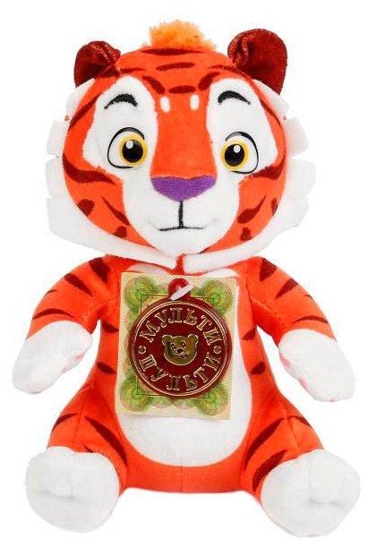 Мягкая игрушка Мульти-Пульти Тигр Тиг 20 см