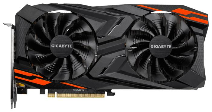 Видеокарта GIGABYTE Radeon RX Vega 56 1170Mhz PCI-E 3.0 8192Mb 1600Mhz 2048 bit 3xHDMI HDCP GAMING O