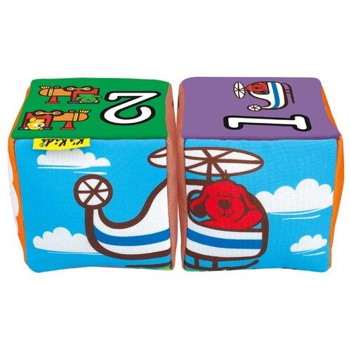 Купить Кубики-пазлы K's Kids Vehicles, Детские кубики