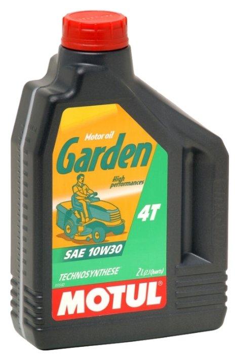 Масло для садовой техники Motul Garden 4T 10W30 2 л