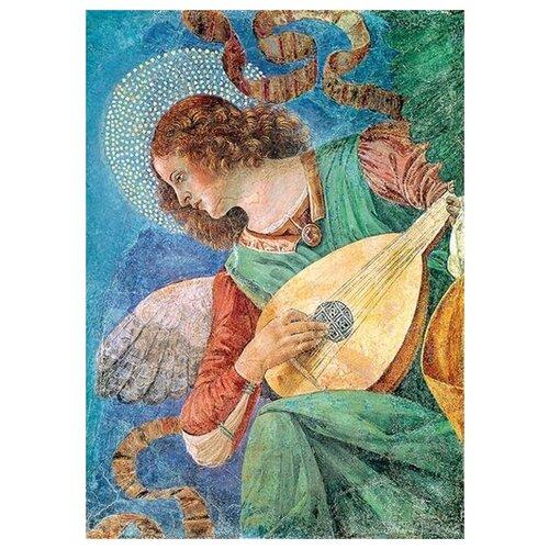 Пазл Trefl Ангел с лютней (37215), 500 дет. пазл trefl винтаж 37240 500 дет