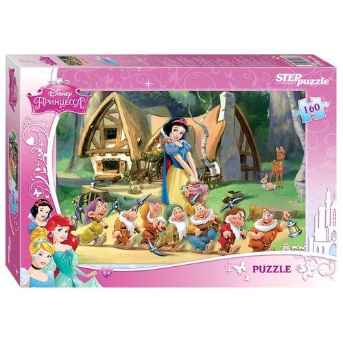 Купить Пазл Step puzzle Disney Белоснежка (94038), 160 дет., Пазлы