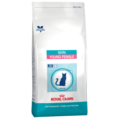 Royal Canin Skin Young Female (0.4 кг) Лечебные корма