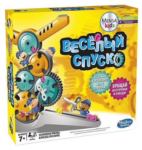Настольная игра Hasbro Игры Веселый спуск