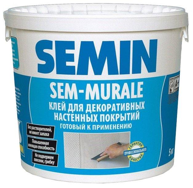 Клей для обоев SEMIN Sem-Murale