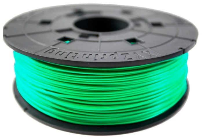 ABS пруток XYZPrinting 1.75 мм зелёный