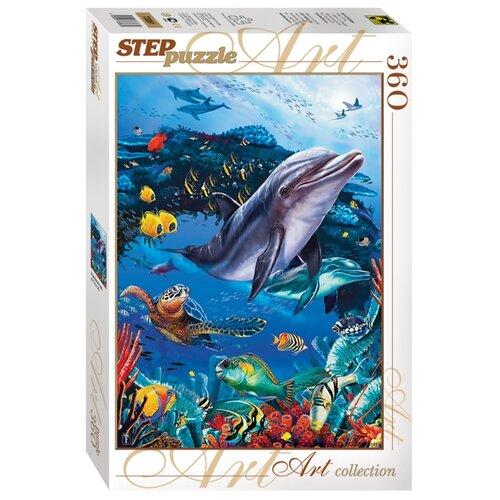 Пазл Step puzzle Art Collection Подводный мир (73061), 360 дет.