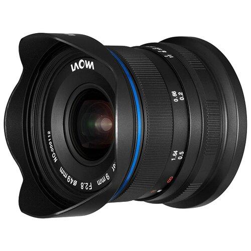 Фото - Объектив Laowa 9mm f/2.8 Zero-D Fujifilm X объектив laowa 15mm f 4 5 zero d shift nikon z черный
