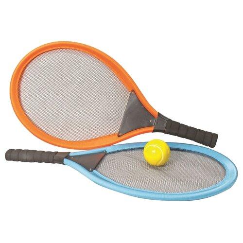 Купить Набор для игры в теннис 1 TOY (Т59927), Спортивные игры и игрушки