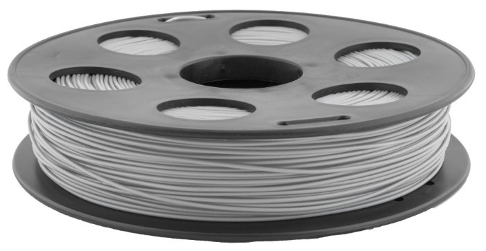 PLA пруток BestFilament 1.75 мм светло-серый