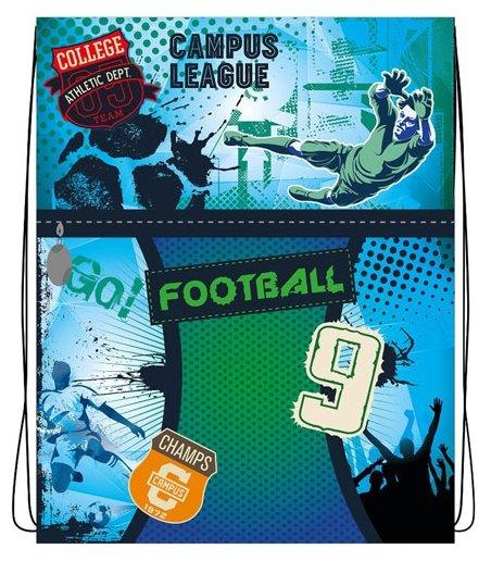CENTRUM Мешок для обуви Футбол 32х42 см (87168)