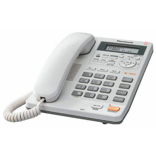 Телефон Panasonic KX-TS2570 белый