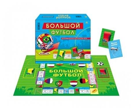 Настольная игра Рыжий кот Большой футбол ИН-4819