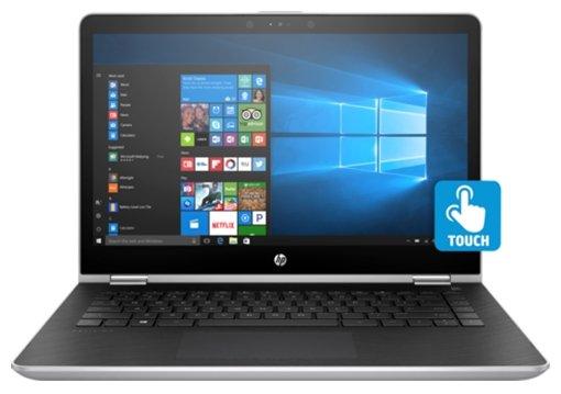 Ноутбук HP PAVILION 14-ba000 x360