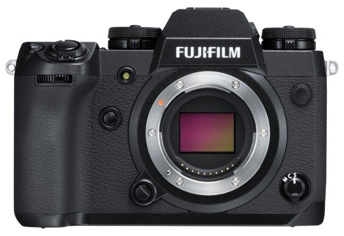 Fujifilm Фотоаппарат со сменной оптикой Fujifilm X-H1 Body