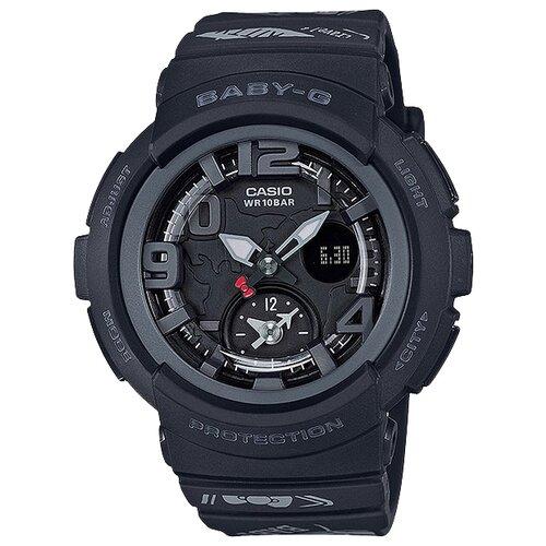 Наручные часы CASIO BGA-190KT-1B casio bga 151ef 1b