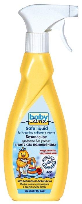 BabyLine Средство для уборки в детских помещениях — купить по выгодной цене на Яндекс.Маркете