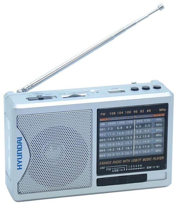 Радиоприемник Hyundai H-PSR160