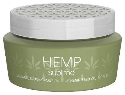 Selective Professional Hemp Sublime Маска для волос с маслом семян конопли