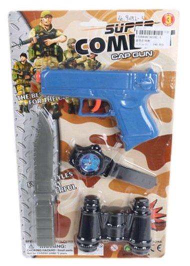 Игровой набор Shantou Gepai Super Combat 9018L-3