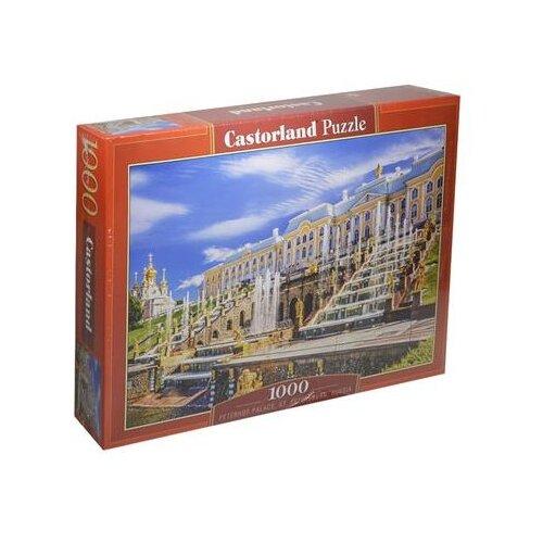 Фото - Пазл Castorland Peterhof Palaca, St. Petersburg, Russia (C-103102), 1000 дет. st petersburg