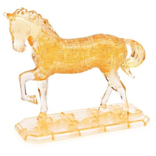 Купить 3D-пазл Crystal Puzzle Лошадь (91101), 100 дет., Пазлы