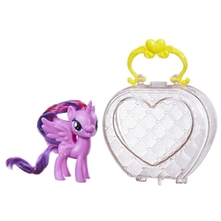 Фигурка My Little Pony Twilight Sparkle в сумочке B9828