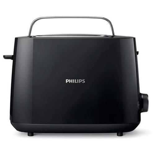 Фото - Тостер Philips HD2581, черный тостер philips hd2628 00