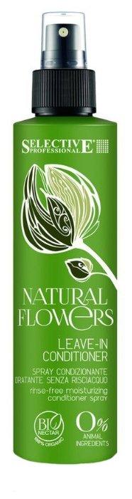 Selective Professional Natural Flowers Несмываемый спрей-кондиционер для волос